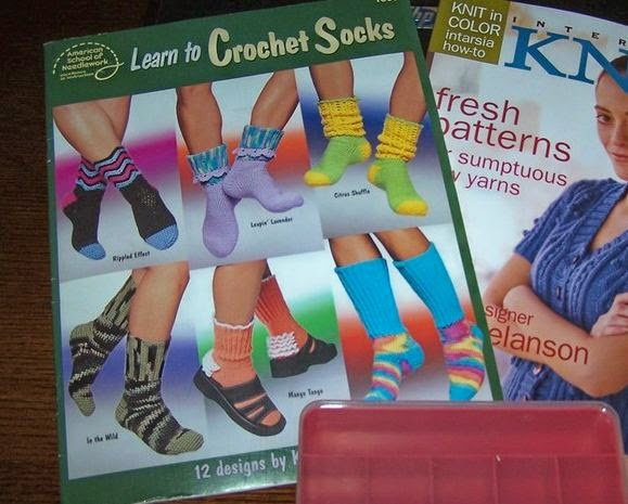 learn to crochet socks