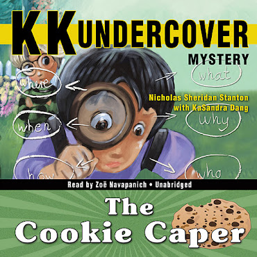 KK UNDERCOVER: The Cookie Caper