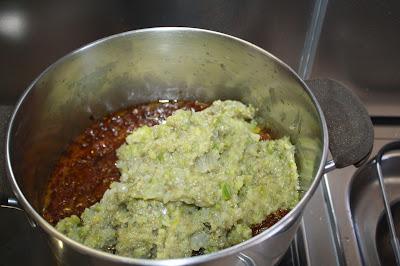verdure farcite