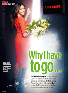 Michelle Keegan HQ Pictures TV Times UK Magazine Photoshoot May 2014