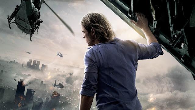 World War Z 2013 HD Wallpaper
