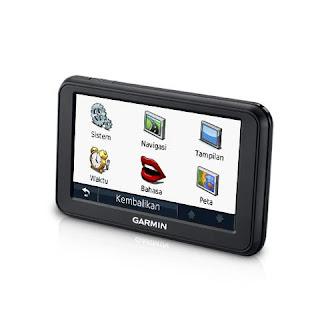 GPS Garmin Nuvi 40 LM