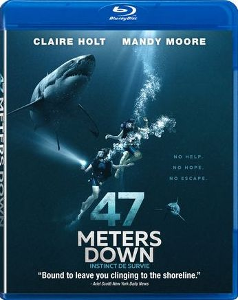 47 Meters Down 2017 English 720p BRRip 850MB ESubs