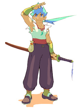 #8 Breath of Fire Wallpaper