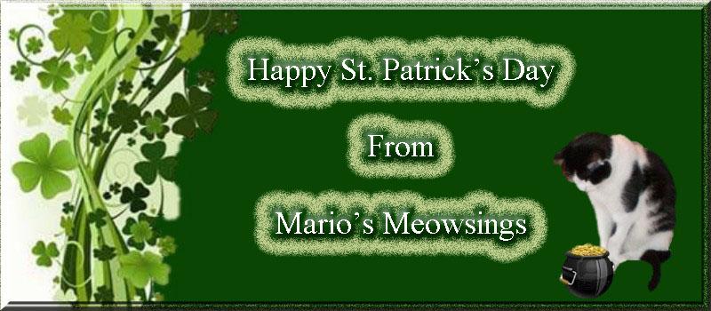 Mario's Meowsings