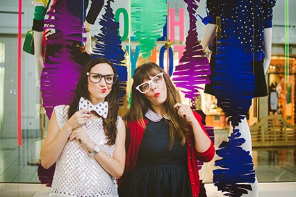 kate spade party, tokyo clothes, kate spade tokyo line, fortune cookie purse, kate spade cheetah dress, kate spade polka dot dress, kate spade tokyo, kate spade party favors, kate spade photo booth, photo booth props