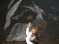 Acara Tari di Nyiar Lumar