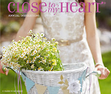 Close to my Heart 2014 - 2015 Idea Book
