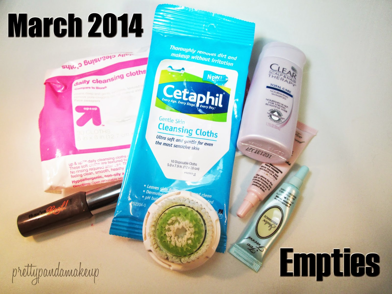 monthly empties post