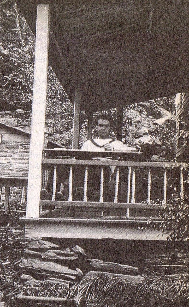 Lorca en el verano de 1929 en Estados Unidos