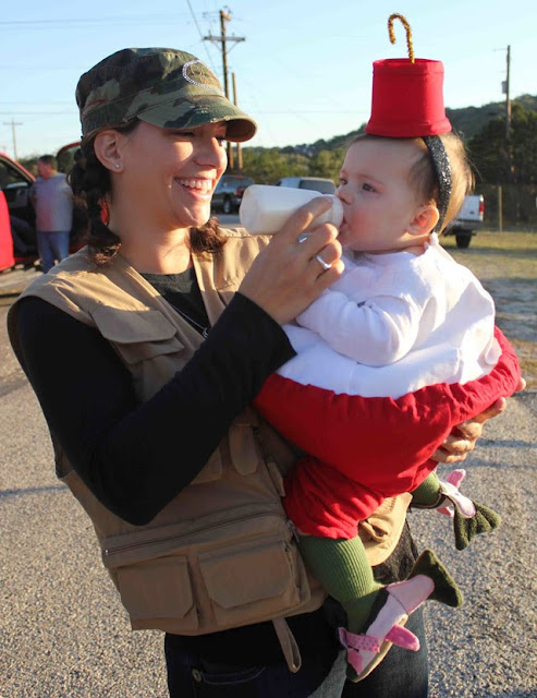 Fishing Bobber Baby Costume