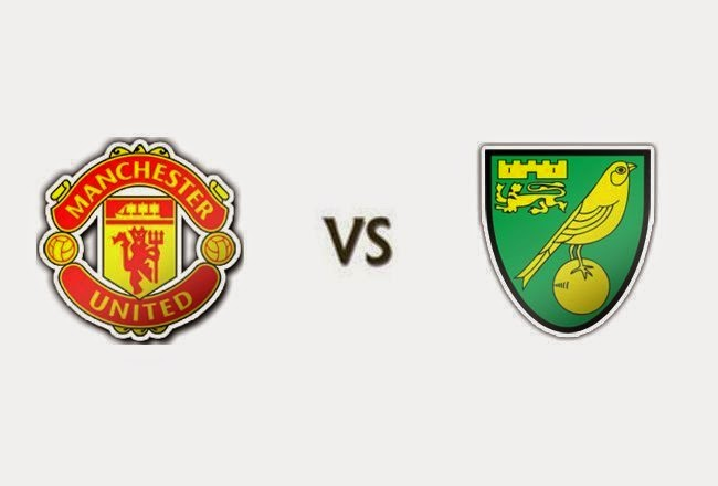 Hasil Pertandingan Manchester United vs Norwich City, Premier League 26 April 2014