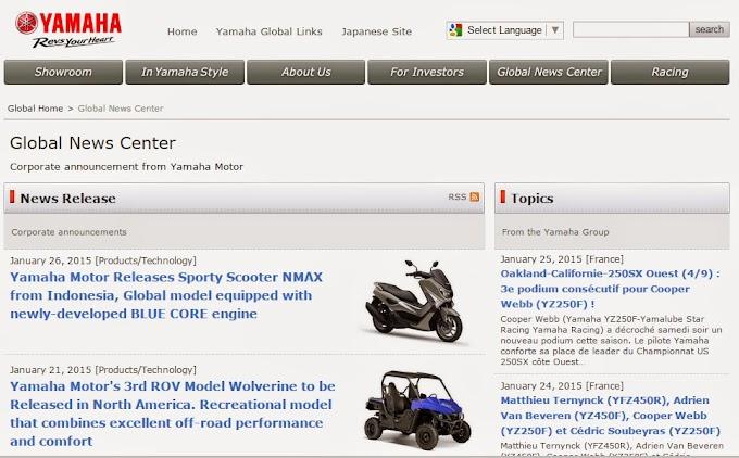 Harga Rp 27,4 juta untuk Yamaha NMAX 155 ABS