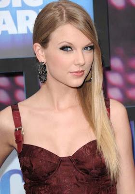 Taylor Swift Gemstone Hoop Earrings
