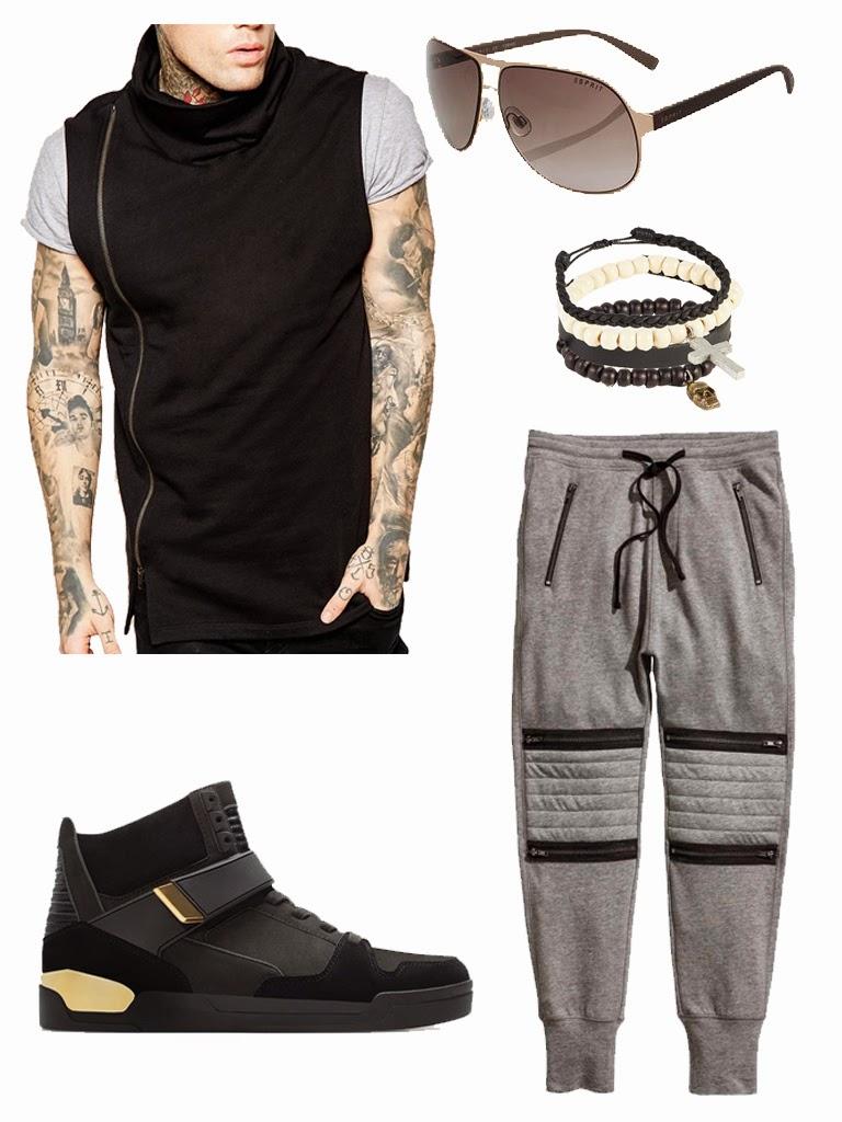 hip hop style fashion swag ricky martin wisin adrenalina