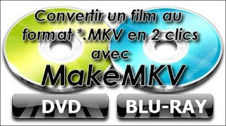 MakeMKV is convert video that you own into free and converts the video clips from proprietary disc into a set of MKV videos