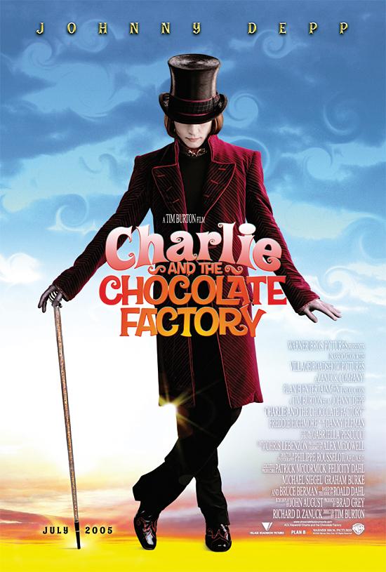 ดูหนังออนไลน์ เรื่อง : ชาร์ลี กับโรงงานช็อกโกแลต [HD]