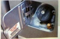 carga gnc externa Ford Ranger 2.3 GNC