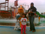 At  Waterpark Tegal