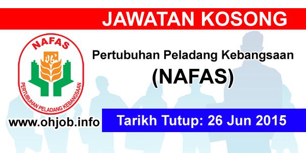 Jawatan Kerja Kosong Pertubuhan Peladang Kebangsaan (NAFAS) logo www.ohjob.info jun 2015