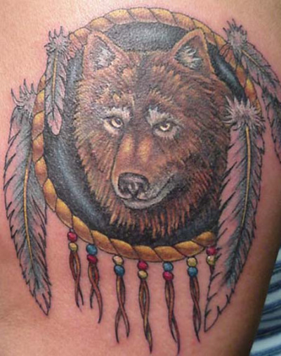 wild tattoos wolf tattoos for men. Black Bedroom Furniture Sets. Home Design Ideas