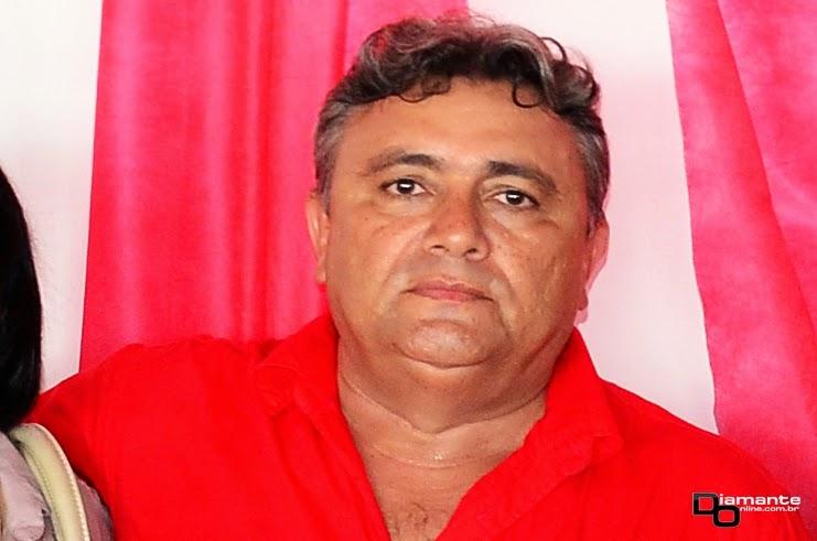 O prefeito <b>Pedro Feitosa</b> (PT) decidiu aderir à candidatura do senador Cássio <b>...</b> - DSC_2022