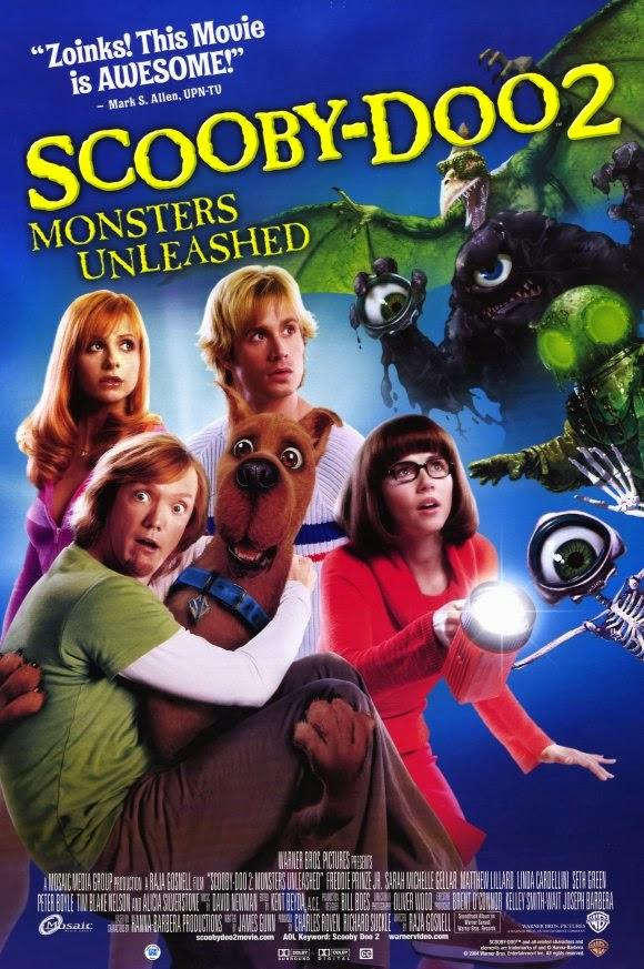 ดู Scooby-Doo 2  Monsters Unleashed สกูบี้-ดู 2 สัตว์ประหลาดหลุดอลเวง