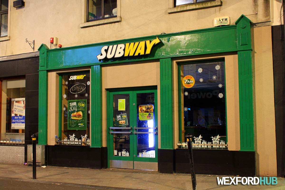 Subway, Wexford