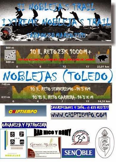 II Trail & Xtreme Trail de Noblejas