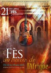 <b>THE FÈS FESTIVAL</b>