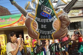 Fotos do desfile das virgens de Surubim 2013