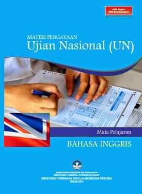 Materi pengayaan Ujian Nasional Mata Pelajaran Bahasa Inggris