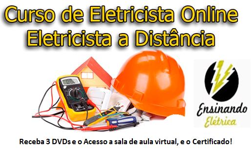Curso Eletricista em DVD