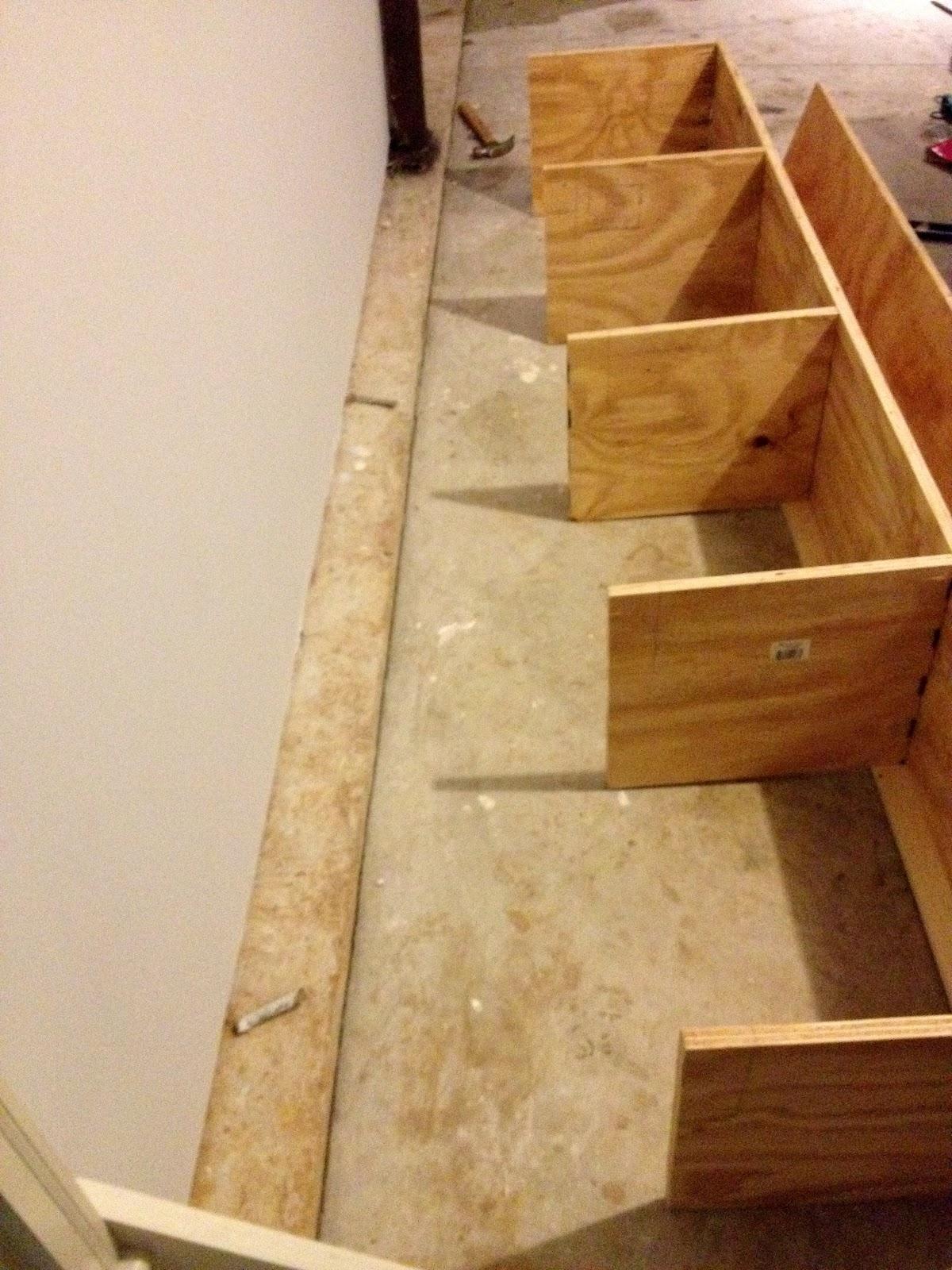 Diy mudroom lockers garage mudroom makeover solutioingenieria Images