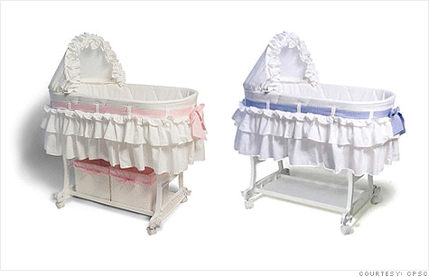 Bassinet For Twins9