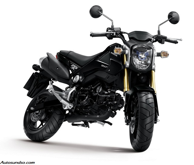 Neue Honda MSX 125 ab Mai 2013