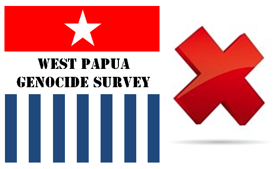 West Papua Genocide Survey