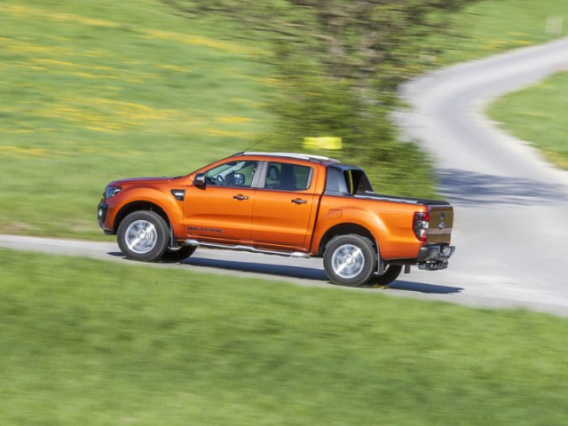 2013 New Ford Ranger