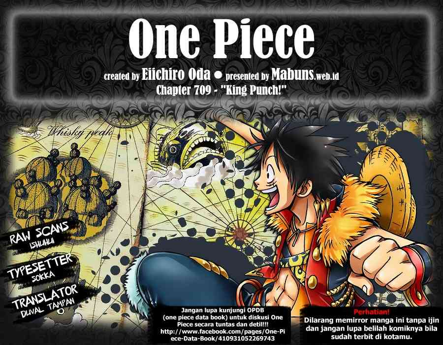 Komik one piece 709 - King Punch 710 Indonesia one piece 709 - King Punch Terbaru 0|Baca Manga Komik Indonesia|Mangacan