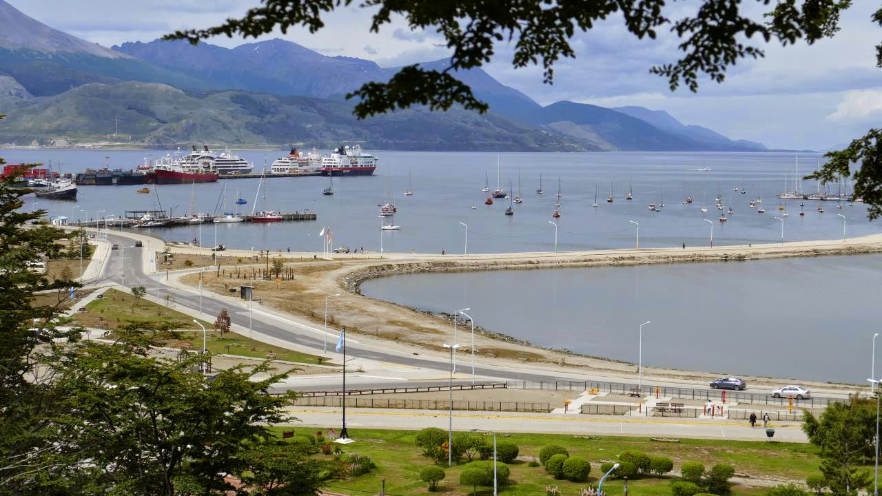 Ushuaia Hafen, Harbor