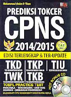 toko buku rahma: buku PREDIKSI TOKCER CPNS 2014/2015, pengarang amien, penerbit bisa publishing