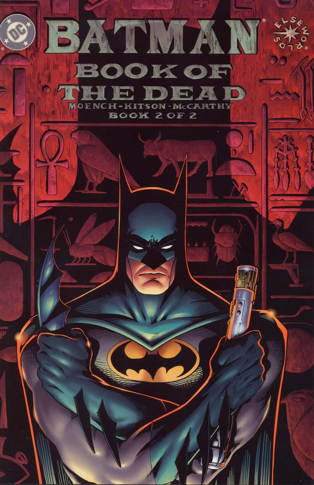 batman book of the dead