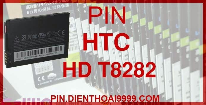 Pin điện thoại HTC-HD Touch Diamond Blackstone dung lượng cao Pin HTC HD - Pin Galilio HTC-HD dung lượng cao 2000 mAh - Giá 210K - Bảo hành: 6 tháng  - Pin tương thích với điện thoại HTC Touch Blackstone/ Pin HTC T8282X/ Pin HTC T8288/ Pin HTC Touch HD / Blac120 / Diamond HD  Thông số kĩ thuật: - Pin HTC-HD 2000 mAh được thiết kế kiểu dáng và kích thước y như pin nguyên bản theo máy, Pin tiêu chuẩn, chất lượng như pin theo máy. - Kích thước:  - Dung lượng: 2000mAh - Điện thế: 3.7V - Công nghệ: Pin Li-ion Battery  Mô tả sản phẩm: - Pin Galilio nhờ nghiên cứu và phát triển công nghệ lithium nên đã đạt được pin dung lượng cao nhất cho phép (từ 1,5- 2 lần) nhưng vẫn đảm bảo được chất lượng cao, đã vượt qua nhiều tiêu chuẩn chất lượng như ISO 9001, ISO 1400I, CERTIFICATED, hãng cũng ứng dụng Công Nghệ an toàn mà những hãng pin khác không có được: Controller IC, Control swithches, Temperature Fuse.. - Thiết kế kiểu dáng và kích thước y như pin nguyên bản theo máy, thuận tiện và dễ dàng thao tác, pin dung lượng cao cung cấp đủ nguồn điện cho máy sử dụng được trong thời gian dài, có thể mang đi bất cứ đâu để phòng khi pin của máy bạn hết mà không có điều kiện để sạc. - Cho phép bạn giữ các cuộc nói chuyện và bảo đảm cho bạn không bỏ lỡ các cuộc gọi điện thoại quan trọng - Pin sạc bằng cách gắn vào điện thoại và sạc như pin gốc - Sản phẩm đạt tiêu chuẩn tuyệt đối về an toàn cháy nổ - Bảo hành đổi pin mới trong 6 tháng.  GIAO HÀNG VÀ BẢO HÀNH TẬN NHÀ  Quý khách có nhu cầu mua pin,  hãy liên hệ với chúng tôi:  - Khu vực Ba Đình: 0904.691.851 - Khu vực Từ Liêm: 0976.997.907  Website: http://pin.dienthoai9999.com Mua số lượng lớn: 0942299241  - Hướng dẫn sử dụng, bảo quản pin: http://pin.dienthoai9999.com/huong-dan-su-dung-pin - Quy định bảo hành: http://pin.dienthoai9999.com/quy-dinh-bao-hanh-pin - Khách hàng góp ý: http://pin.dienthoai9999.com/khach-hang-gop-y  Xem thêm pin cùng loại:  - Pin HTC S1 - Pin HTC DPD-P660 - Pin HTC DOP-838 - Pin HTC T4242 - Pin HTC T5353 - Pin HTC 