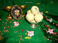 photo of Rava/Sooji/Semolina Ladoo/Rava Ladoo Recipe / Sooji Ladoo Recipe / Semolina Ladoo Recipe