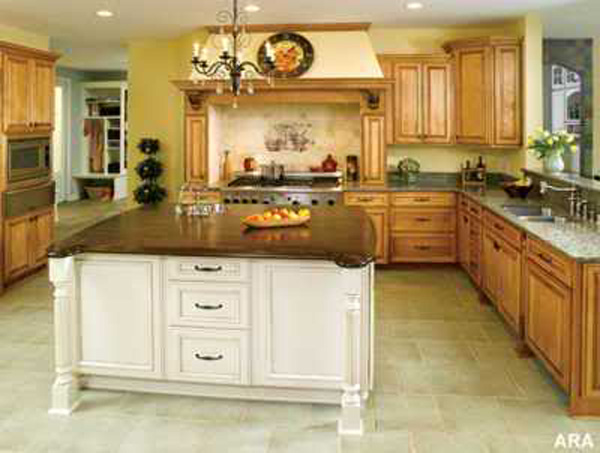 Tuscan Kitchen Ideas The Kitchen Design