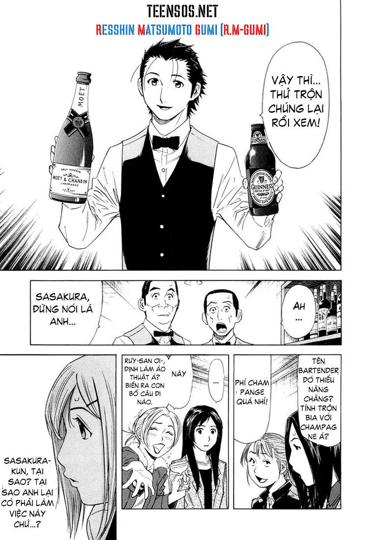 Bartender chap 11 Trang 12 - Mangak.info