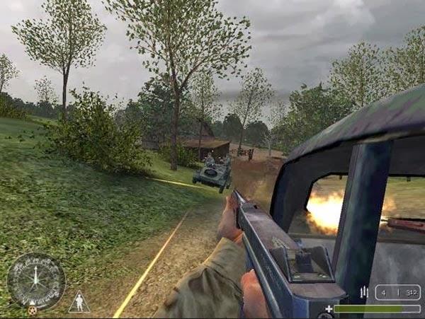 Call of Duty: United Offensive чит коды к играм прохождение игры .