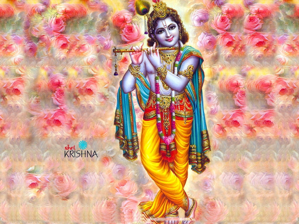 Wallpaper download krishna bhagwan -  Hd Wallpapers Of God Krishna