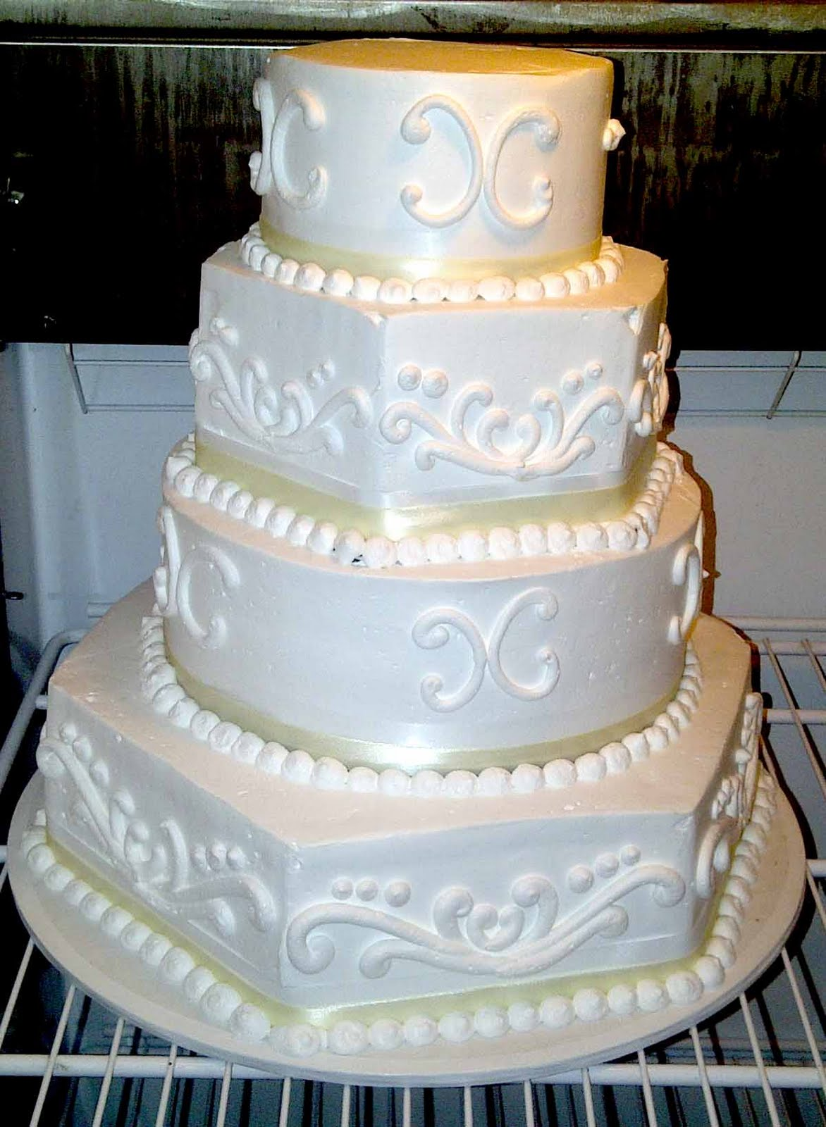 Hector\'s Custom Cakes: Baptism Cake, Christening Cake, Any Occassion ...