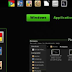 subLIME: A Black And Green GTK+ Gnome Shell Theme - Ubuntu 11.10